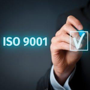 ISO Kalite Belgesi